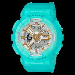 Baby-G BA-110SC-2AER Sea Glass Colors