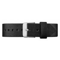 Rosefield The Gramercy Horlogeband Zwart Zilver