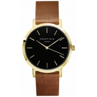 Rosefield The Gramercy GBBRG-G37 Horloge 38mm