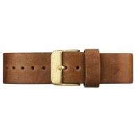 Rosefield The Gramercy Horlogeband Bruin