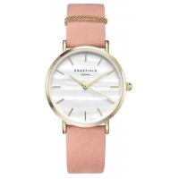 Rosefield The West Village Horloge Pink Gold 33mm