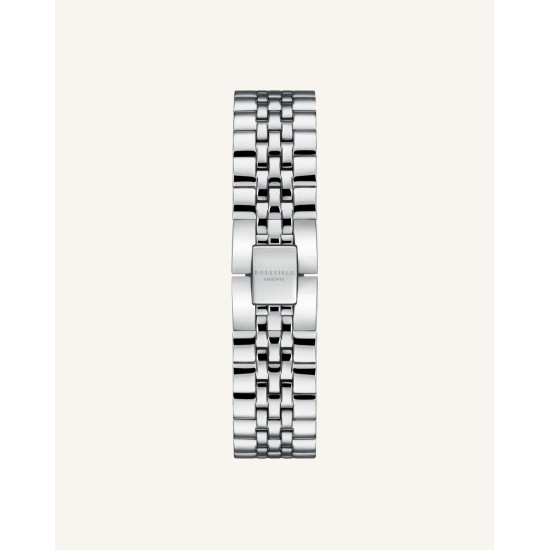 Rosefield The Ace Sunray-Silver 33mm