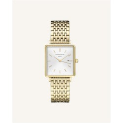 Rosefield The Boxy White Gold Sunray