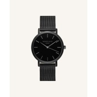 Rosefield The Mercer Black Black 38mm