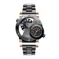 Storm Horloge Satellite Black Gold