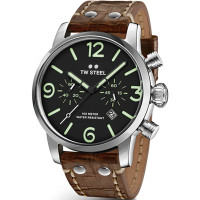 TW Steel MS14 Maveric Horloge 48mm Gratis graveren