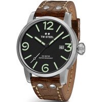 TW Steel MS11 Maverick horloge 45mm gratis graveren