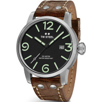 TW Steel MS12 Maverick horloge 48mm gratis graveren