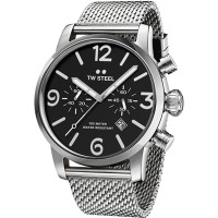 TW Steel MB14 Maverick horloge 48mm gratis graveren