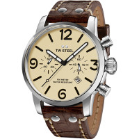 TW Steel MS24 Maverick horloge 48mm Gratis graveren