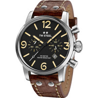 TW Steel MS4 Maverick horloge 48mm Gratis graveren