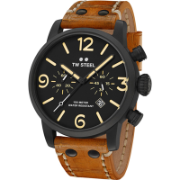 TW Steel MS33 Maverick horloge 45mm Gratis graveren