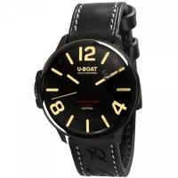 U-Boat 8108 Capsoil DLC Horloge 45mm