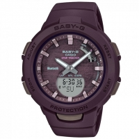 Casio Baby-G BSA-B100AC-5AER Bluetooth