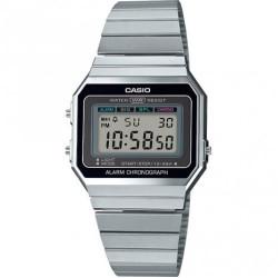 Casio Retro A700WE-1AEF Classic Digitaal