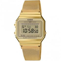 Casio Retro A700WEMG-9AEF Digitaal