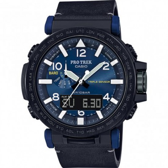 Casio Pro Trek PRG-650YL-2ER Horloge