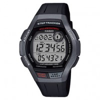 Casio WS-2000H-1AVEF Stappenteller 44mm