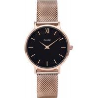 Cluse Minuit Horloge CL30016 33mm