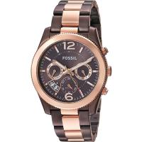Fossil ES4284 Perfect Boyfriend horloge 39mm