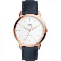 Fossil FS5371 The Minimalist horloge 44mm