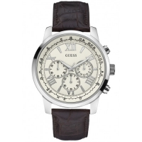 Guess W0380G2 Horizon horloge 45mm
