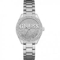 Guess W0987L1 Glitter Girl Horloge 37mm