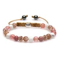 Karma Armband Spiral Bliss Berry XS 83414