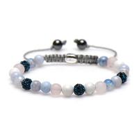 Karma Armband Spiral Blue Beach XS 83388