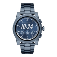 Michael Kors MKT5028 Access Gray-Son Smartwatch 47mm
