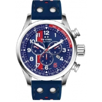 TW-STEEL SVS307 Nigel Mansell Limited Edition Horloge 48MM