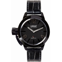 U-BOAT CLASSICO 40 IPB BLACK DIAMONDS 6951