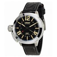 U-BOAT CLASSICO 45 BK GMT 8050