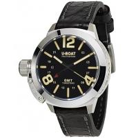 U-Boat 8050 Classico 45BK GMT Automatic Horloge 45mm