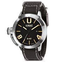 U-Boat 8105 Classico U-47 Automatic AS1 Horloge 47mm