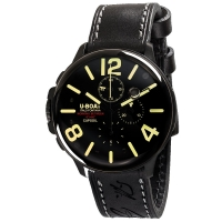 U-Boat 8109 Capsoil Chrono DLC Horloge 45mm
