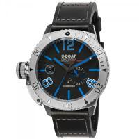 U-Boat 9014 Sommerso Blue Automatic Horloge 46mm