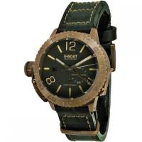 U-Boat 9088 Doppiotempo Automatic Horloge 46mm