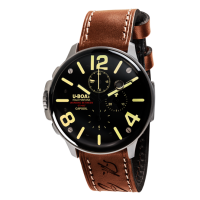 U-Boat 8111 Capsoil SS Chrono Horloge 45mm
