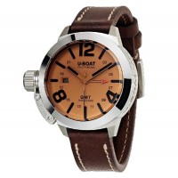 U-Boat 8051 Classico 45 BE GMT Horloge 45mm