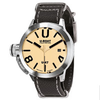 U-Boat 8106 Classico U-47 Automatic AS2 Horloge 47mm