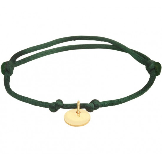 NL Armband satijn rondje