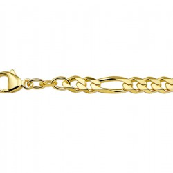 NL Armband figaro 5,0 mm