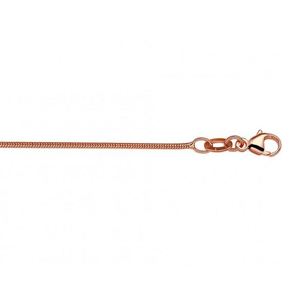 NL Collier slang 1,2 mm 45 cm